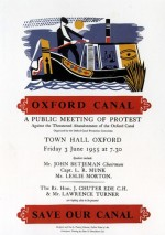 Betjeman campaign poster